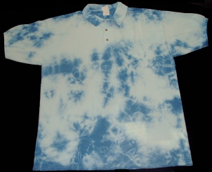 How To Get A Crumpled Or Marbled Effect With Tie Dye
