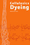 front cover of Cellulosics Dyeing