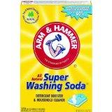 Arm & hammer super washing soda