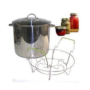 stainless steel canner set