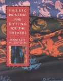 book cover for Fabric Painting and Dyeing for the Theatre