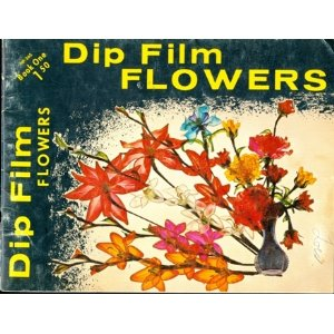 Dip Film Flowers book