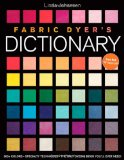 cover of Fabric Dyers Dictionary