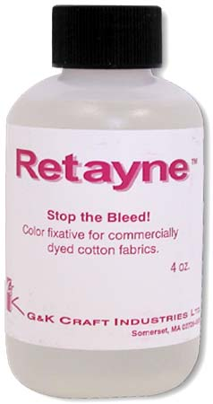 Retayne color fixative solution-4 ounce