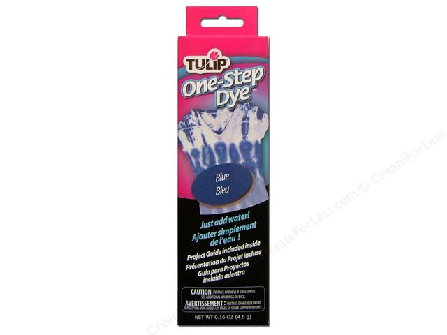 Tulip One Step Fashion Dye Blue