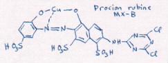 Procion Rubine MX-B